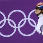 최민정, 쇼트트랙 1500m '금메달'…압도적 경기력