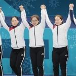 여자컬링, 세계랭킹 8위→6위 상승
