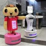 롯데제과, 양평동 사옥 로비에 인공지능 로봇 배치