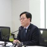 '5000만원 셀프 기부 의혹' 김기식 금감원장 사의