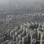서울 강남 4구 아파트값 2주 연속 하락…양도세 중과 영향