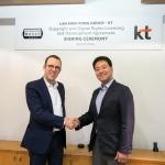 KT‧홍콩 란콰이펑 그룹, 웹툰 영상화 위한 판권 계약 체결