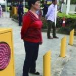중국서 무단횡단하면 '물벼락' 맞는다