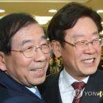 민주, 서울 박원순·경기 이재명·광주 이용섭 후보 확정…대구 제외 진용 갖춰