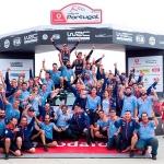 현대차 월드랠리팀, 올해 WRC 시즌 두 번째 우승