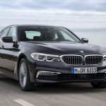 BMW, 중형 세단 '520i 럭셔리' 사전예약 오늘 개시