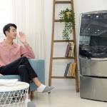 LG전자 AI 플랫폼 '딥씽큐' 탑재 드럼세탁기 출시