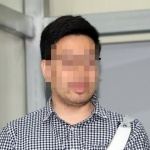 '김성태 턱 가격' 남성, 집행유예로 석방