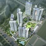 현대건설, 22일 '힐스테이트 학익' 견본주택 개관