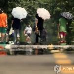 [오늘날씨] 전국 '찜통 더위' 계속…서울 34도