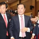 한국당 비대위원장에 김병준…한국당 대수술 집도한다
