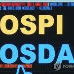 코스피, 2240선 마감…외국인 5거래일 연속 '팔자'