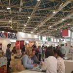 aT, 모스크바 국제식품박람회 참가…신북방 시장 개척