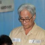 '성추행 혐의' 이윤택, 1심서 징역 6년 선고