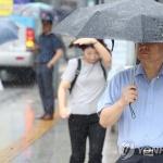 [내일날씨] 전국 곳곳 아침엔 비 오후엔 그쳐…쌀쌀한 날씨