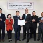 KT, 말레이시아 IISB와 VR 센터 사업 추진 업무협약 체결