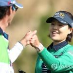 전인지, LPGA 하나은행 챔피언십 우승…박성현 세계랭킹 1위 유지