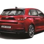 현대차, N 라인 첫 모델 'i30 N Line' 외장디자인 공개…24일 출시