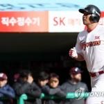 SK, 넥센 꺾고 플레이오프 1승 따내