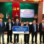 아모레퍼시픽그룹-용산구청, 베트남 퀴논에 '해피버스' 기증