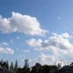 [오늘날씨] 전국 일교차 크고 맑음…미세먼지 '보통' 수준