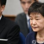 박근혜, 공직선거법 위반 2심서 징역 2년