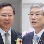 박병대·고영한 구속영장 청구…전직 대법관 영장 '헌정사 초유'