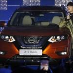 닛산, 중형 SUV '엑스트레일' 홍보대사에 사이먼 도미닉 선정