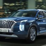현대차, 대형 SUV '팰리세이드' 출시…사전계약 2만506대