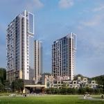 현대건설 컨소시엄, 14일 '힐스테이트 판교 엘포레' 견본주택 개관