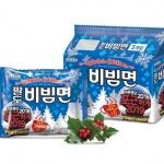 팔도, 우동국물 스프 별첨한 '비빔면 윈터에디션' 출시