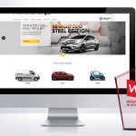 르노, 브랜드 홈페이지로 웹어워드코리아 자동차 분야 대상 수상