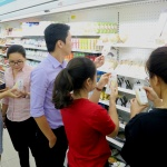 베트남 GS25, 박항서 특수…아이돌샌드위치도 인기