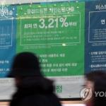 변동형 주택담보대출 금리 또 상승…잔액기준 최고 4.86%
