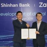 신한은행, 베트남 SNS 잘로와 '포켓론' 공동 개발