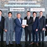 하나카드, 태국 센타라 호텔&리조트와 MOU 체결