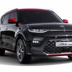 기아차, 쏘울 EV·1.6 가솔린 터보 공개…올해 첫 신차