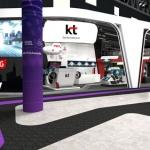 """KT """"5G, 현실로 다가오다""""…MWC 2019서 다양한 기술 선봬"""