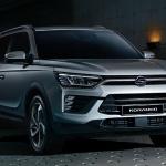 쌍용차, 신형 코란도 사전 계약 개시…1.6ℓ 디젤·수동변속기 모델 출시
