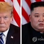"""김정은·트럼프 하노이 회담 '파행'…트럼프 """"핵 다 포기해야"""""""