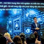 삼성전자, 베트남 호찌민에 복합 문화 공간 컨셉 '삼성 쇼케이스' 개관
