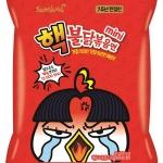 삼양식품, 매운맛 끝판왕 '핵불닭볶음면 미니' 출시