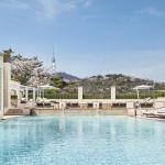 서울신라호텔, 야외 풀 포함한 3인 전용 패키지 출시