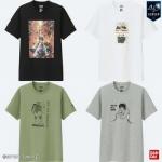 유니클로, 기동전사 건담 40주년 기념 컬렉션 출시