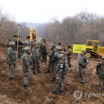 군 당국, DMZ 유해발굴 개시…남북 공동발굴 이행 불발