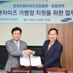 프랜차이즈협회, 회원사 전용 '렌탈몰' 개설…비용절감에 기여