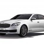 기아차, 신형 K9 출시…내비 자동 업데이트, 디자인 개선