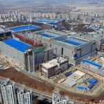삼성전자, EUV 기술로 '5나노 공정' 개발 성공…미세화 공정 선도