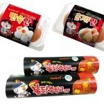삼양식품 '불닭'의 무한도전…가공란∙김밥으로 출시