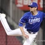 삼성 맥과이어, 역대 14번째 노히트 노런…한화에 16-0 대승